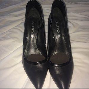 Black Sexy Aldo Heels