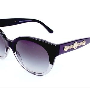 Versace Accessories - NWT Versace gradient sunglasses 3 medusa on arms