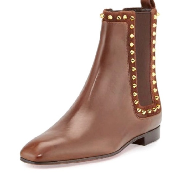sports shoes cc3bf 30583 Louboutin Marianne Boots - New in Original Box