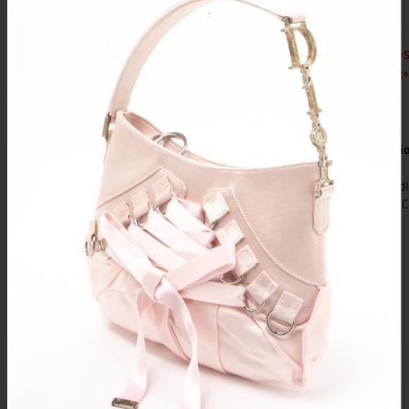 6bc7ba125d3fa Christian Dior Bags | Hpgorgeous Satin Ballet Bag | Poshmark