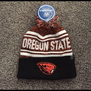 Accessories - Oregon State beavers beanie brand new!