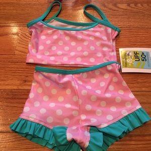 Flap Happy Other - SALE Flap Happy Baby Girls' Tankini