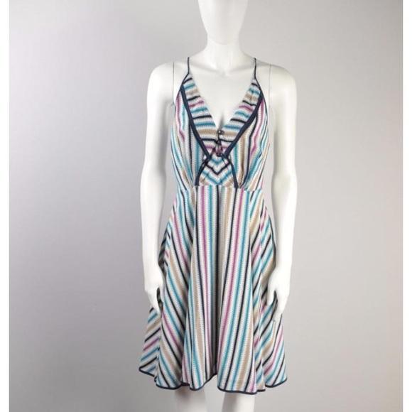 7cadc1364ed1f Anthropologie Dresses | Girls From Savoy Gull Wing Dress | Poshmark