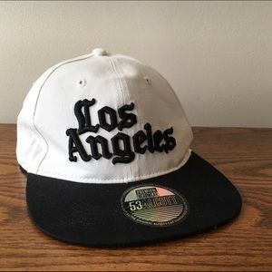 Alcott Accessories - Alcott Los Angeles SnapBack