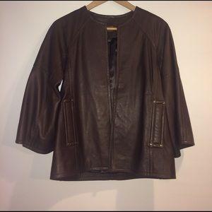 Kooba Jackets & Blazers - Kooba Italian Leather Jacket