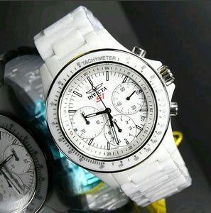 Big sale, Invicta $1,200 Ceramic chrono watch