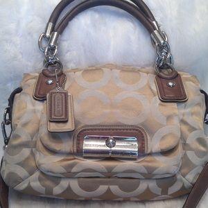 Coach Handbags - COACH Kristin Shoulder Bag