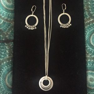 Premier Designs Jewelry - Premier Designs necklace & earring set