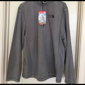 North Face Other - NWT NORTH FACE MEN'S FLEECE HALF ZIP LARGE FINAL $