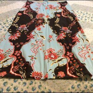 Patagonia Dresses & Skirts - Patagonia 'Water Girl' Long Print Skirt