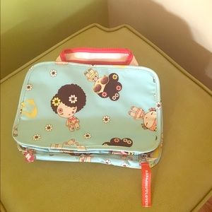 Harajuku Lovers Handbags - Harajuku Lovers Floral Cosmetic