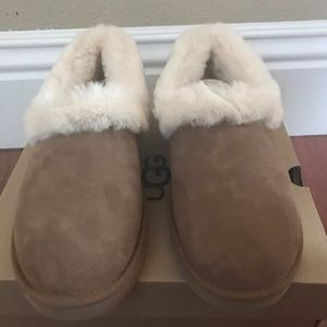 40a081d77bf UGG Nita Chestnut Slippers Size 8 NWT