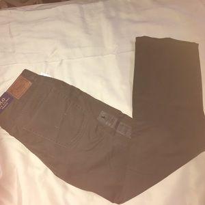 Polo by Ralph Lauren Other - Polo Ralph Lauren Dark Bota Straight Fit Pants