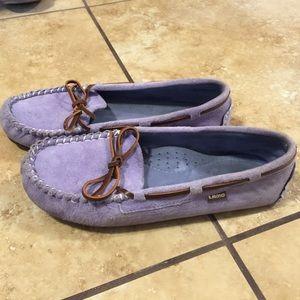 Lamo Shoes - Light blue Lamo shoes