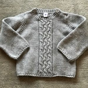 Petit Bateau Other - EUC Petit Bateau wool sweater: Size 5