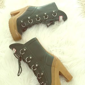 Hunter Boots Shoes - HOST PICK 👢🎉🎀 2/15/17 Hunter heels