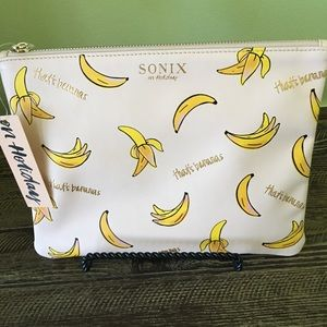 🍌Bananas 🍌 Cosmetic Case Clutch