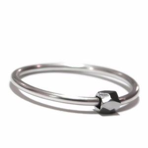 Jewelry - Anxiety/Fidget Ring 925 Sterling Silver