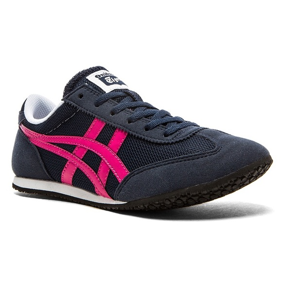 uk availability 12969 5ecdf Asics Onitsuka Tiger Machu Racer Sneakers NWT
