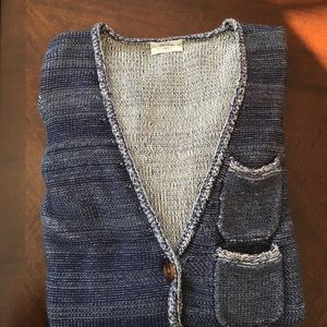 Madewell Sweaters - MADEWELL knit button up sweater
