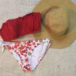 GAP Other - GapBody bikini bottom with adjustable ties on side