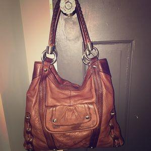 b. makowsky Handbags - B Makowsky Leather Bag