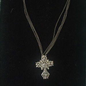 Premier Designs Jewelry - Premier Designs cross necklace