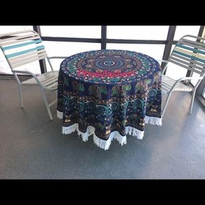 Other - Table floor bed wall spread unisex boho hippy gift