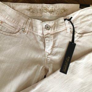 NWT Express jeans leggings Zelda Slimfit  low rise