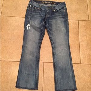 27 x 27 Guess Jeans Pismo Straight