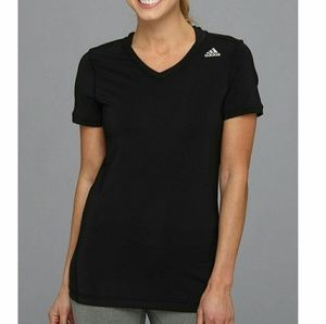 Adidas Tops - Adidas techfit t-shirt