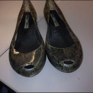 Melissa Shoes - MELISSA JELLY FLATS