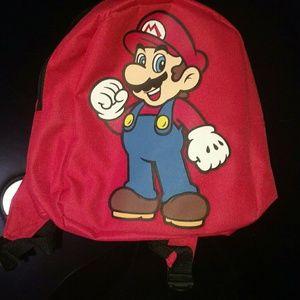 Nintendo Other - Super Mario Mini-Backpack