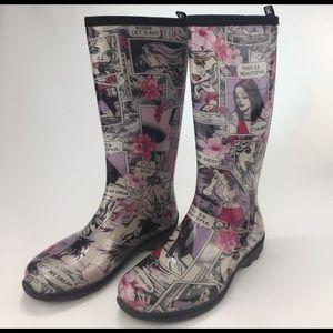 Kamik Shoes - KAMIK Comic Strip Boots!