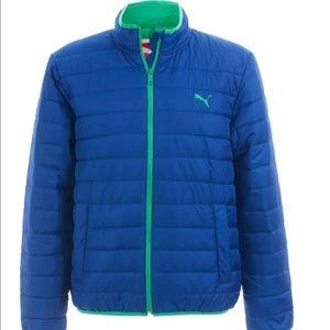 New Puma Zero Padded Jacket Coat Top