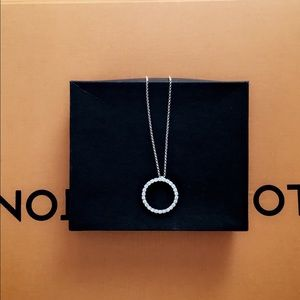 Nordstrom Jewelry Circle Diamond Necklace