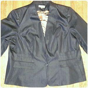 Calvin Klein Jackets & Blazers - CALVIN KLEIN Black Blazer