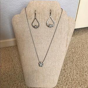 Brighton Jewelry - 💞Brighton necklace & earrings set