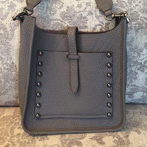 Rebecca Minkoff Handbags - Rebecca Minkoff Gray Feedbag