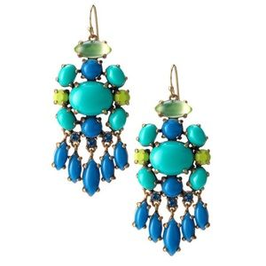 Stella & Dot Aviva Earrings