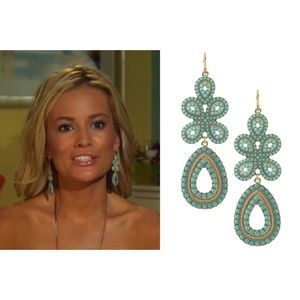 Stella & Dot Capri Earrings