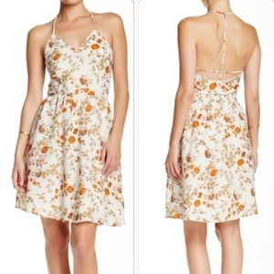 Collective Concepts Dresses & Skirts - Collective Concepts T-Back Floral Dress