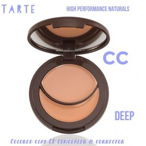 tarte Other - TARTE Colored Clay CC Concealer & Corrector NIB