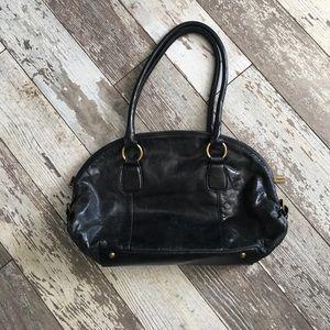 HOBO Handbags - Black leather HOBO international bag