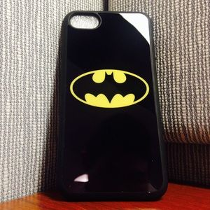 iPhone 7 cute Batman Shockproof defense case