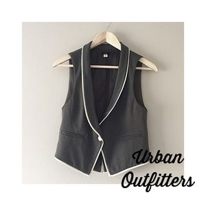 Urban Outfitters Lux Brand vest S
