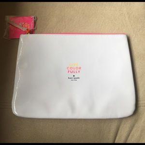 kate spade Handbags - Kate Spade Cosmetic Bag