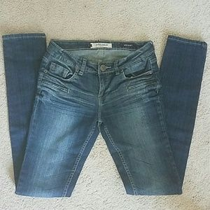 ALLOY Denim - Vigold Alloy Medium Wash Skinny Jeans