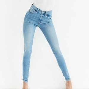 Urban outfitters twig high rise jeans