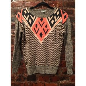 Urban Outfitters Ecote Printed Sweater